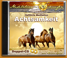 Meditations-CD - Achtsamkeit