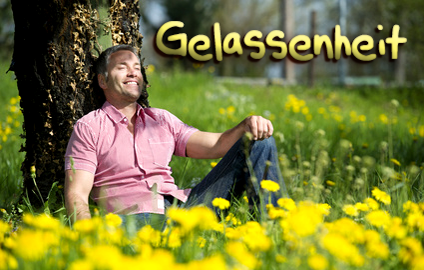 Gelassenheit in der Meditation