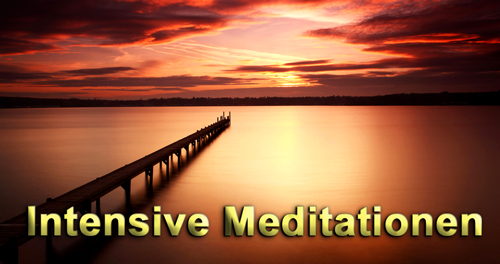 Intensive Meditation zum Download als MP3